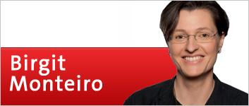 Banner: Birgit Monteiro