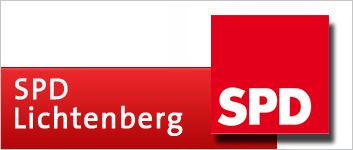 Banner: SPD-Lichtenberg.de-Seite